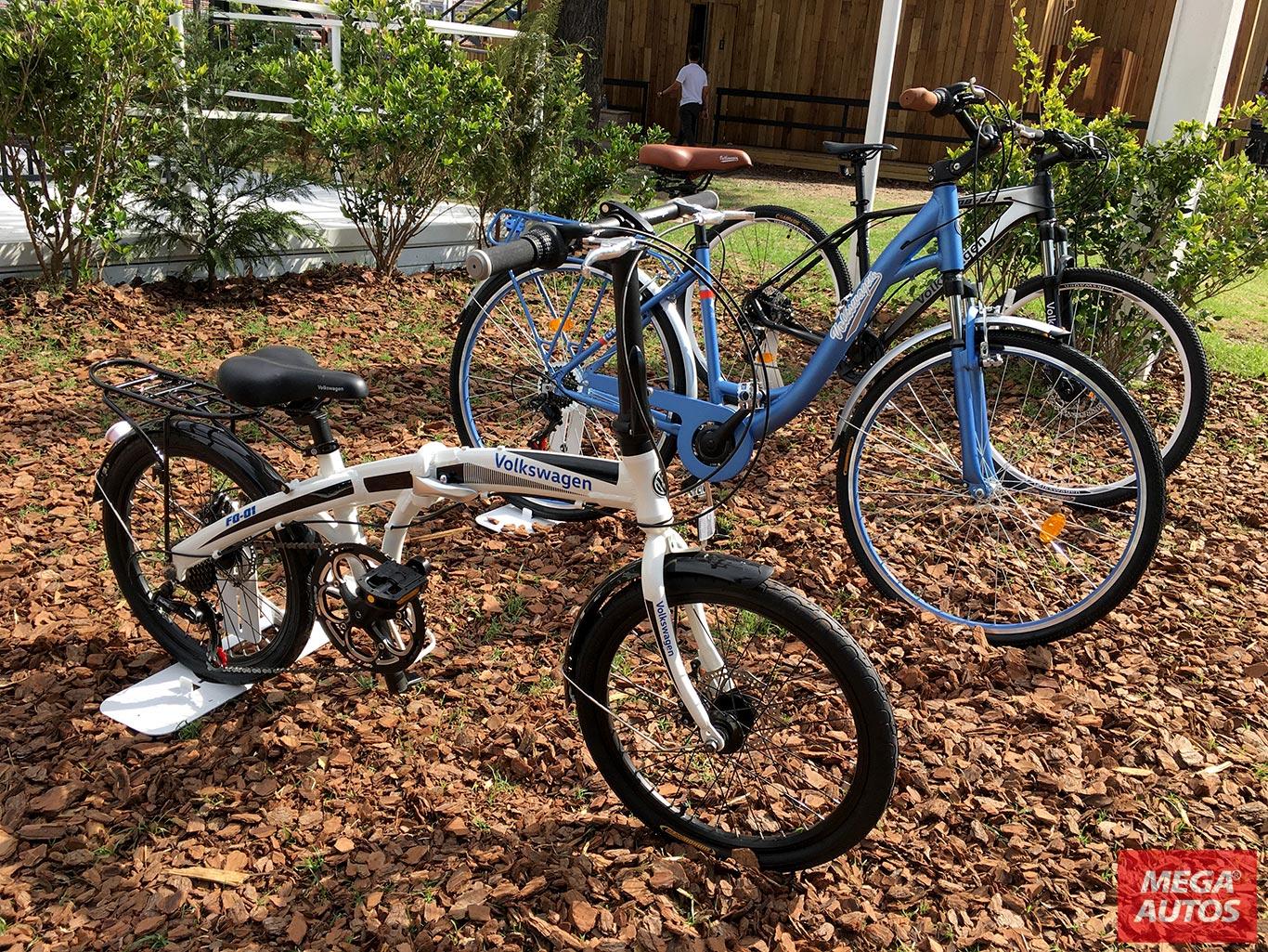 Nuevas Bicicletas Volkswagen