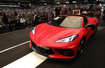 """El Chevrolet Corvette es el """"Auto del año de Norteamérica 2020"""""""