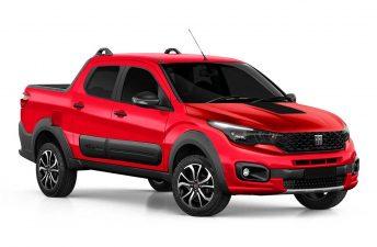 Se viene la nueva Fiat Strada