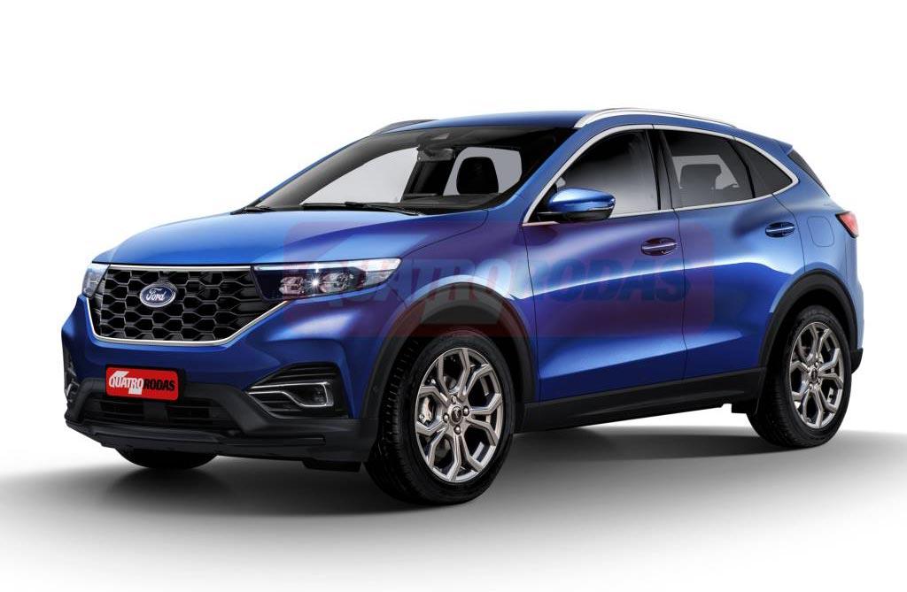 Ford prepara la próxima EcoSport