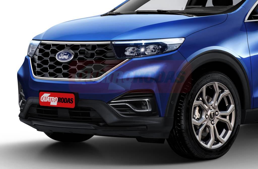 Nueva Ford EcoSport 2021-2022