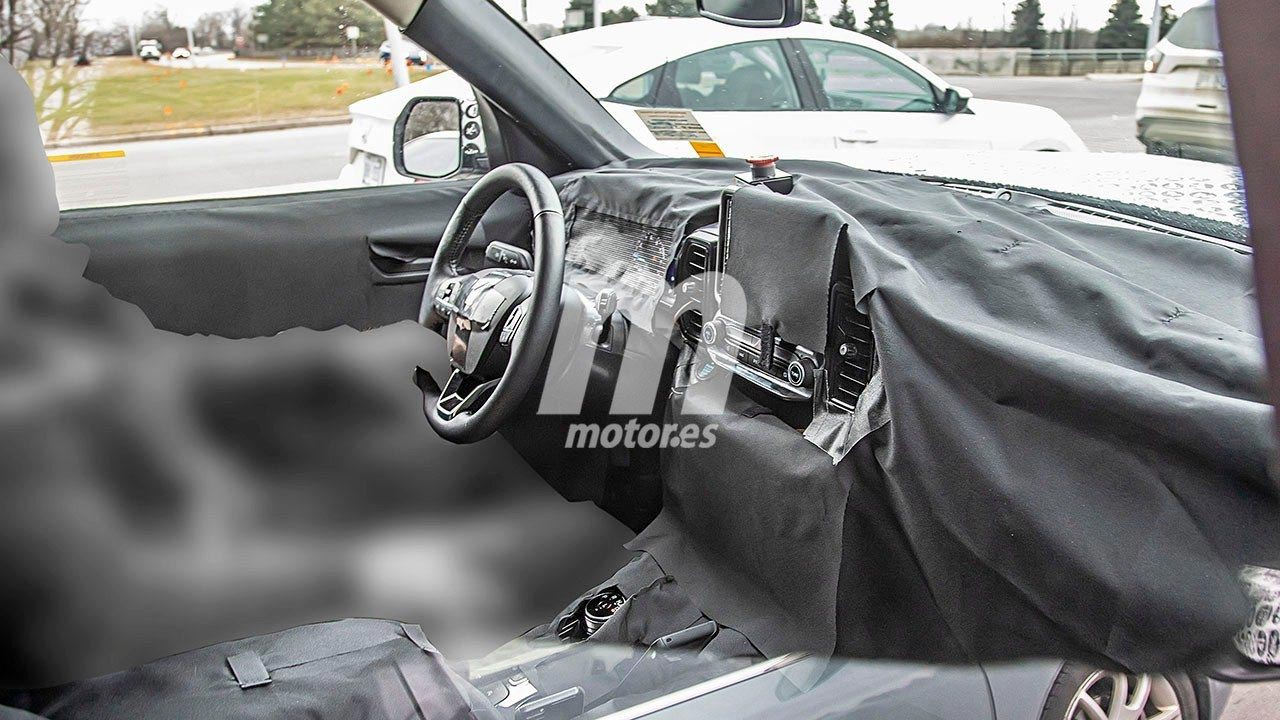 Interior Ford Bronco 2021 (Motor.es)