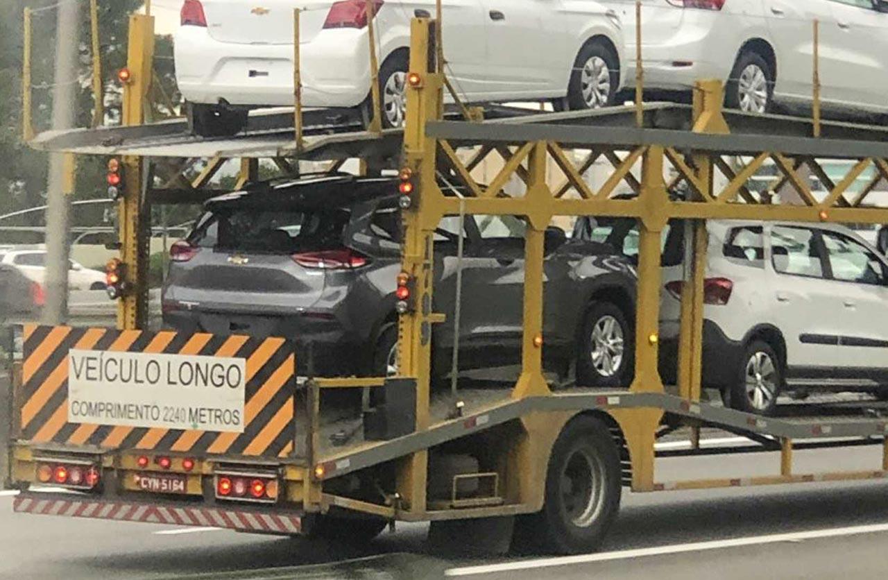 Chevrolet avanza con la nueva Tracker
