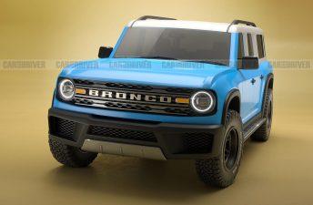 Se viene el nuevo Ford Bronco