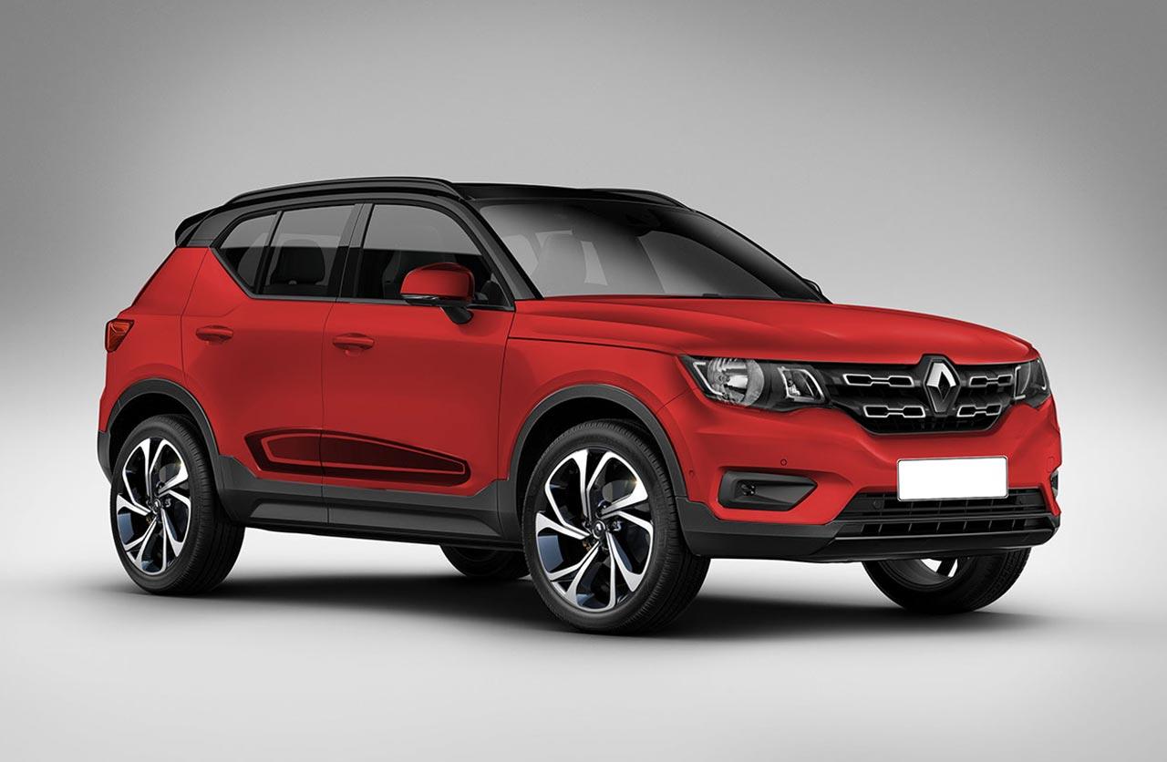 Renault prepara un nuevo SUV pequeño