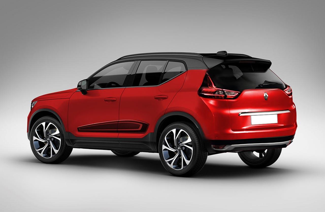 Nuevo SUV Renault