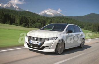 La evolución del Peugeot 308