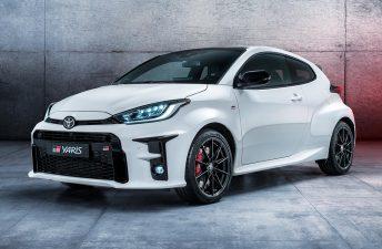 Toyota GR Yaris, con genes de WRC