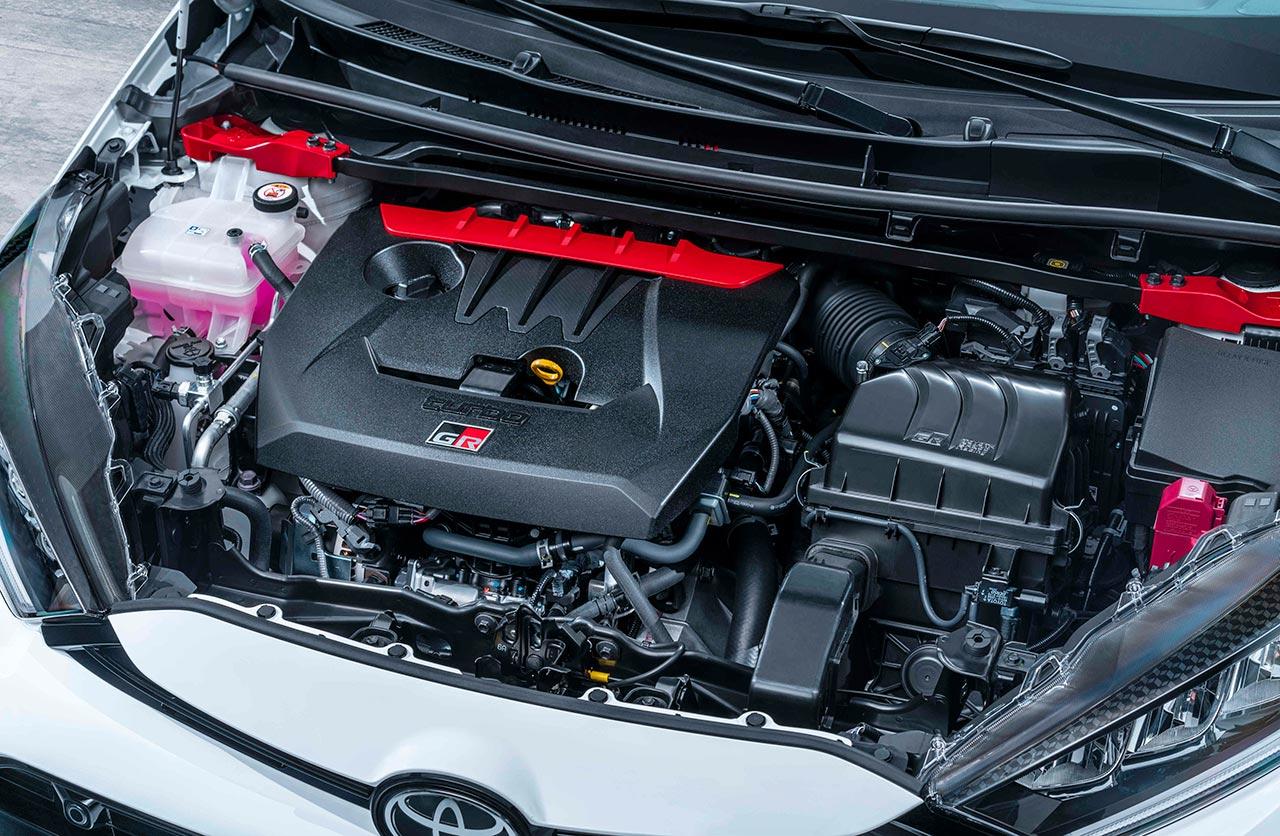 Motor Toyota GR Yaris
