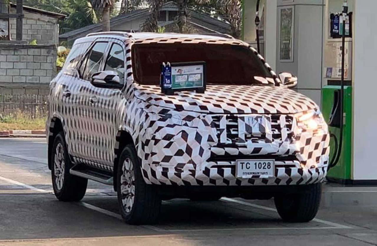 Toyota Hilux y SW4: anticipo de rediseño
