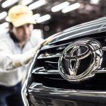 Toyota lideró la producción y exportación automotriz en 2019