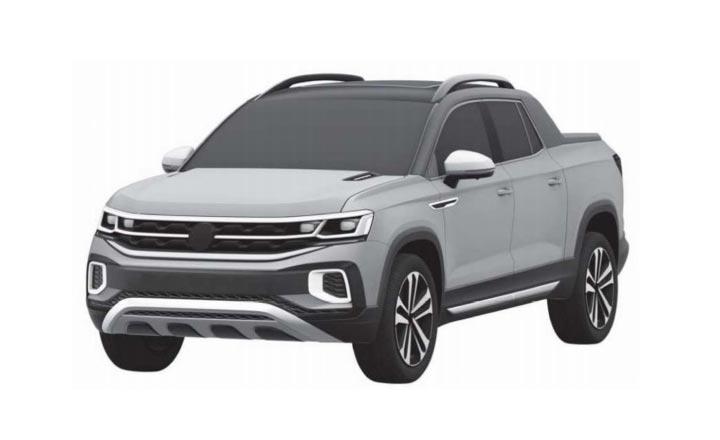 Volkswagen Tarok registro INPI