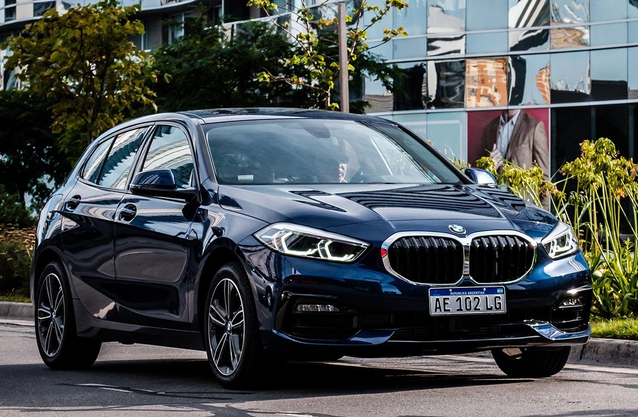 BMW Serie 1, con nueva versión en Argentina