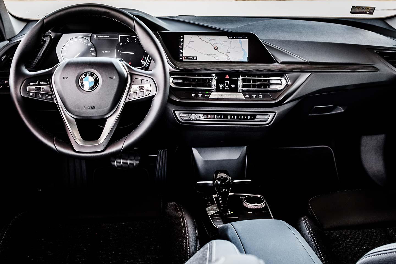 Interior BMW Serie 1 118i Sportline