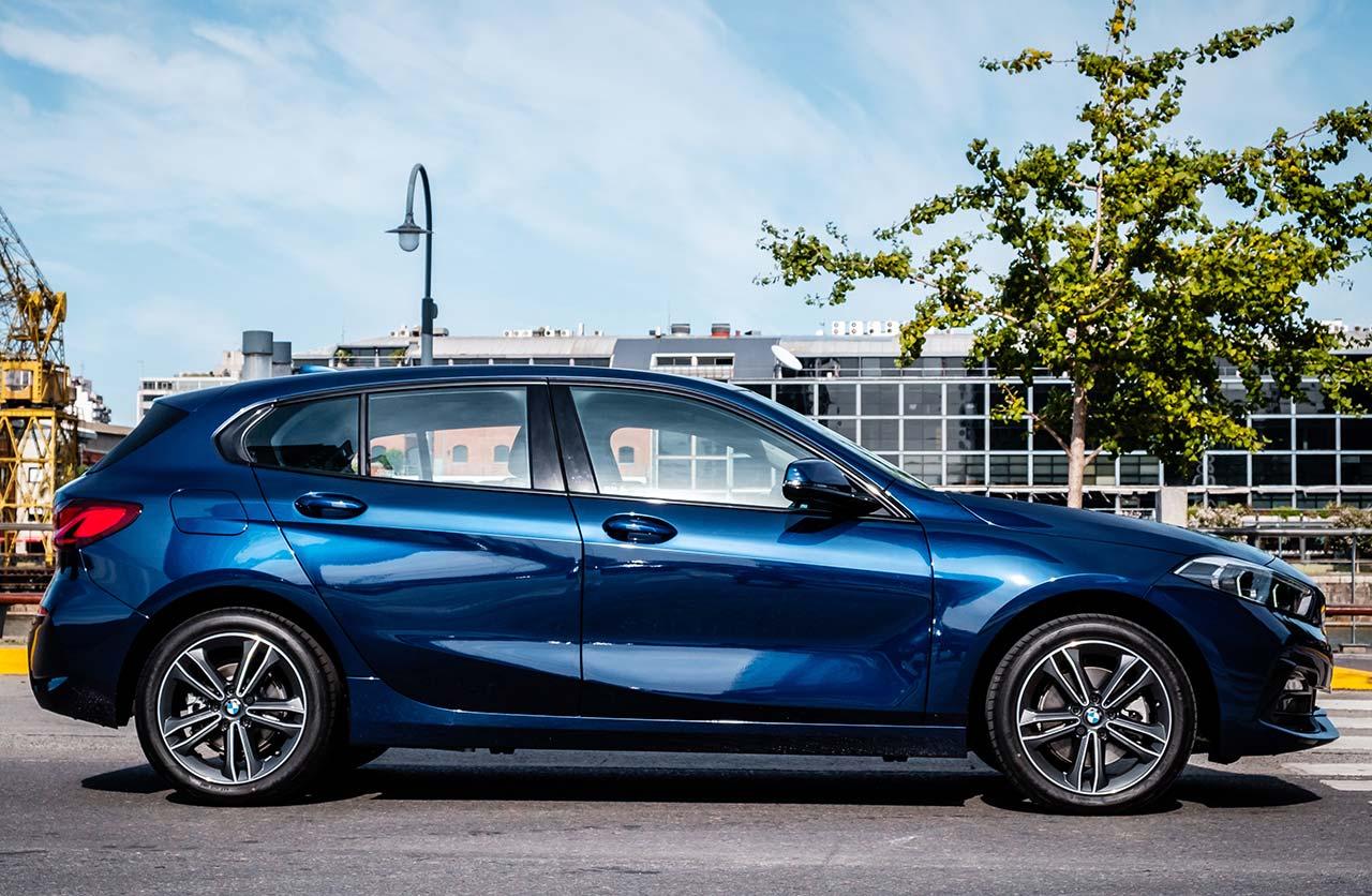 BMW Serie 1 118i Sportline