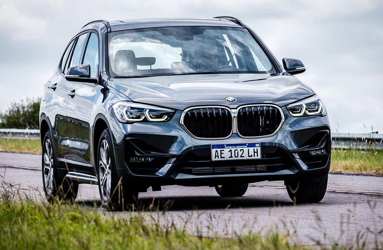 BMW lanzó el renovado X1 en Argentina