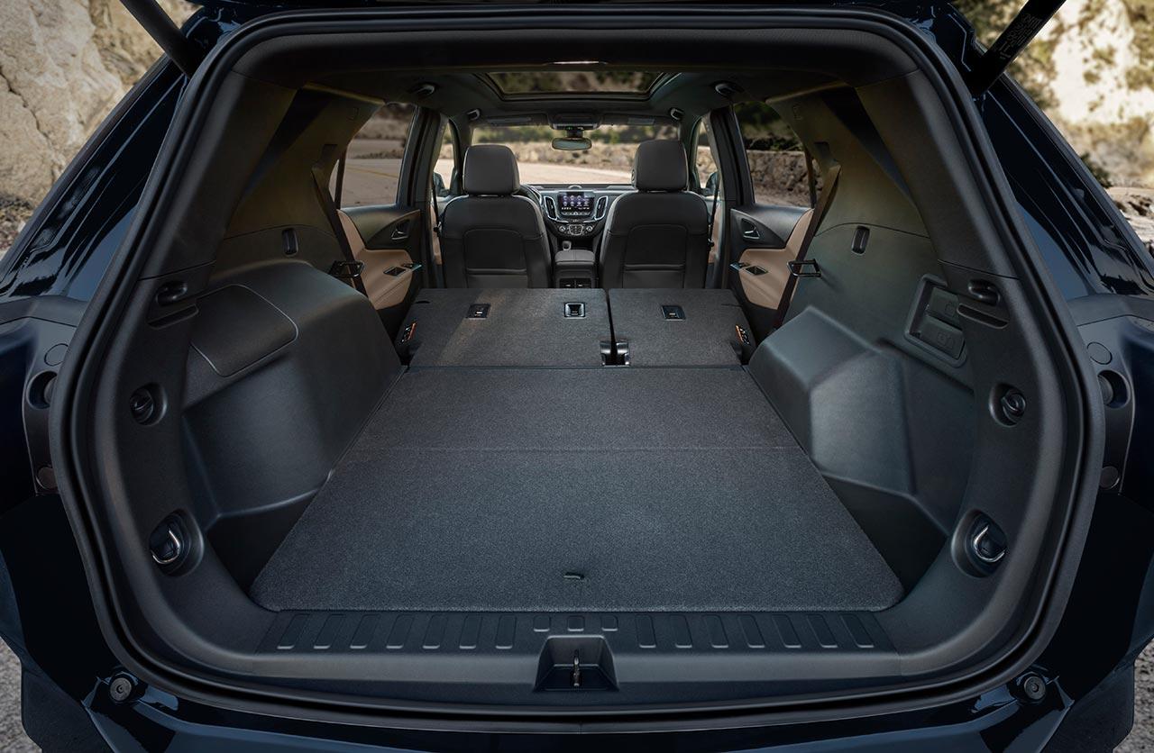 Baúl Chevrolet Equinox Premier