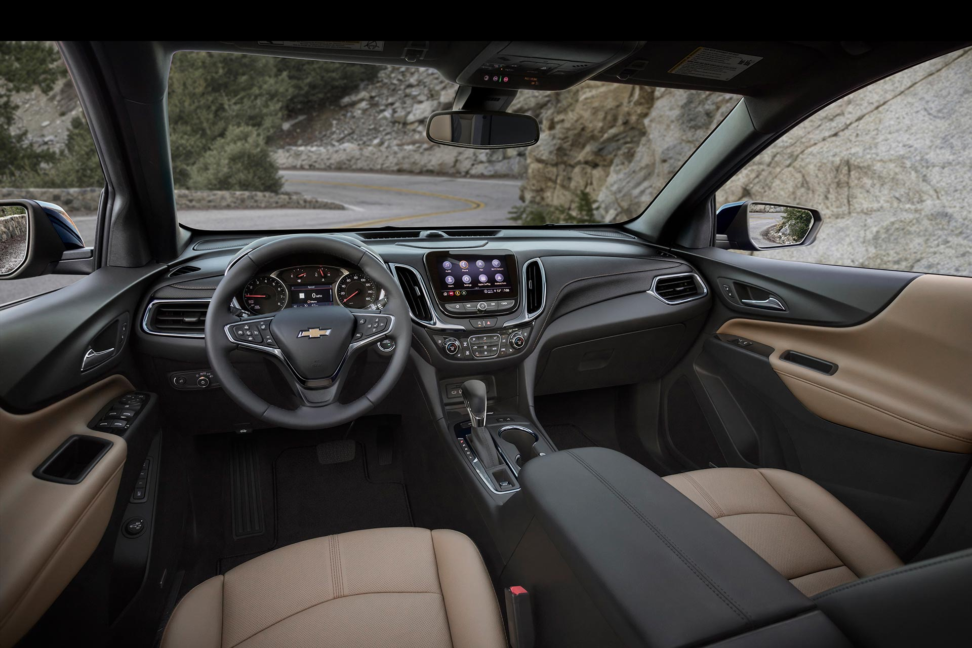 Interior Chevrolet Equinox Premier