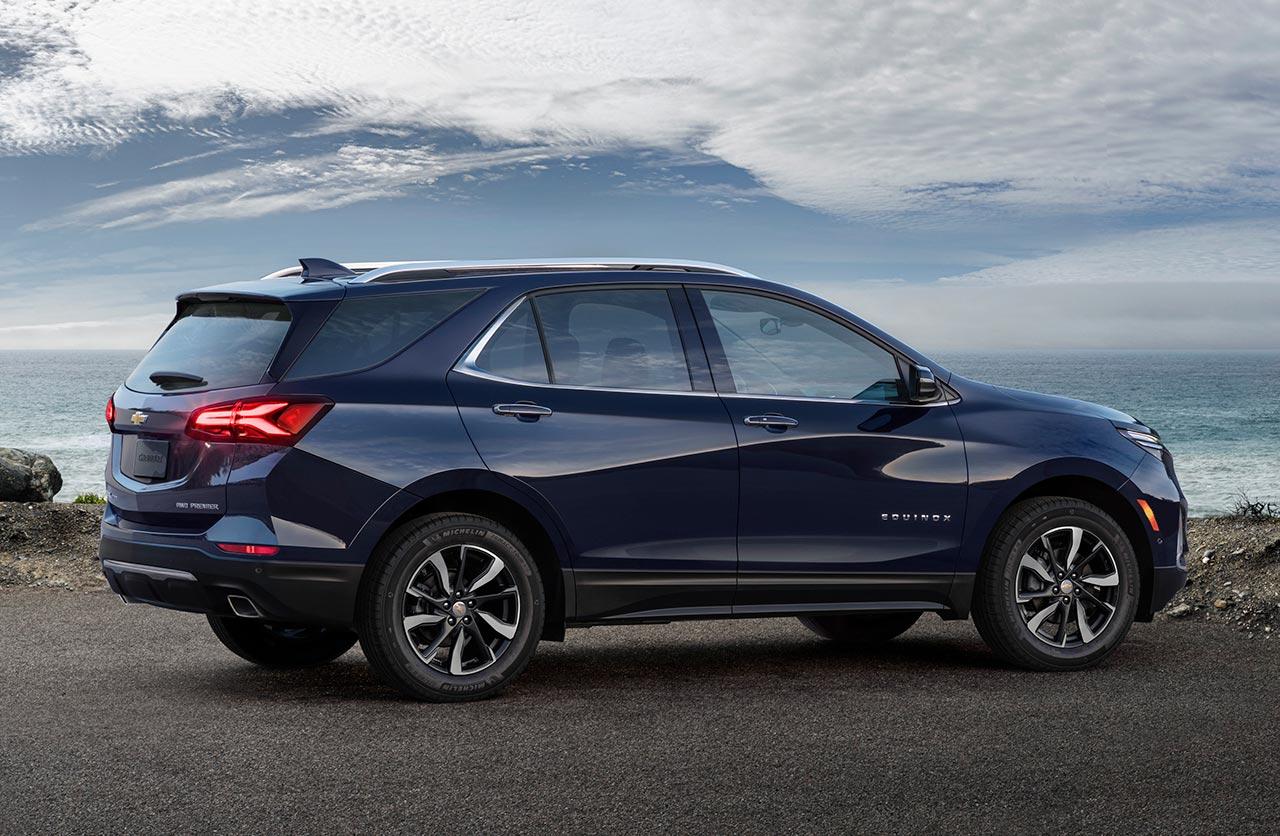 Nueva Chevrolet Equinox Premier