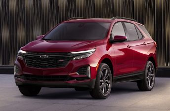 La nueva Chevrolet Equinox, más cerca