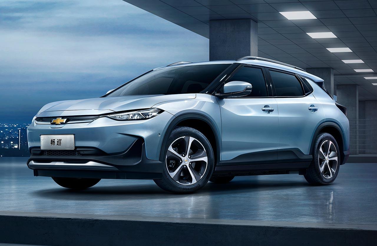 Chevrolet tiene un nuevo SUV eléctrico