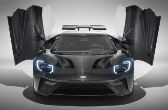 Más potencia para el Ford GT 2020