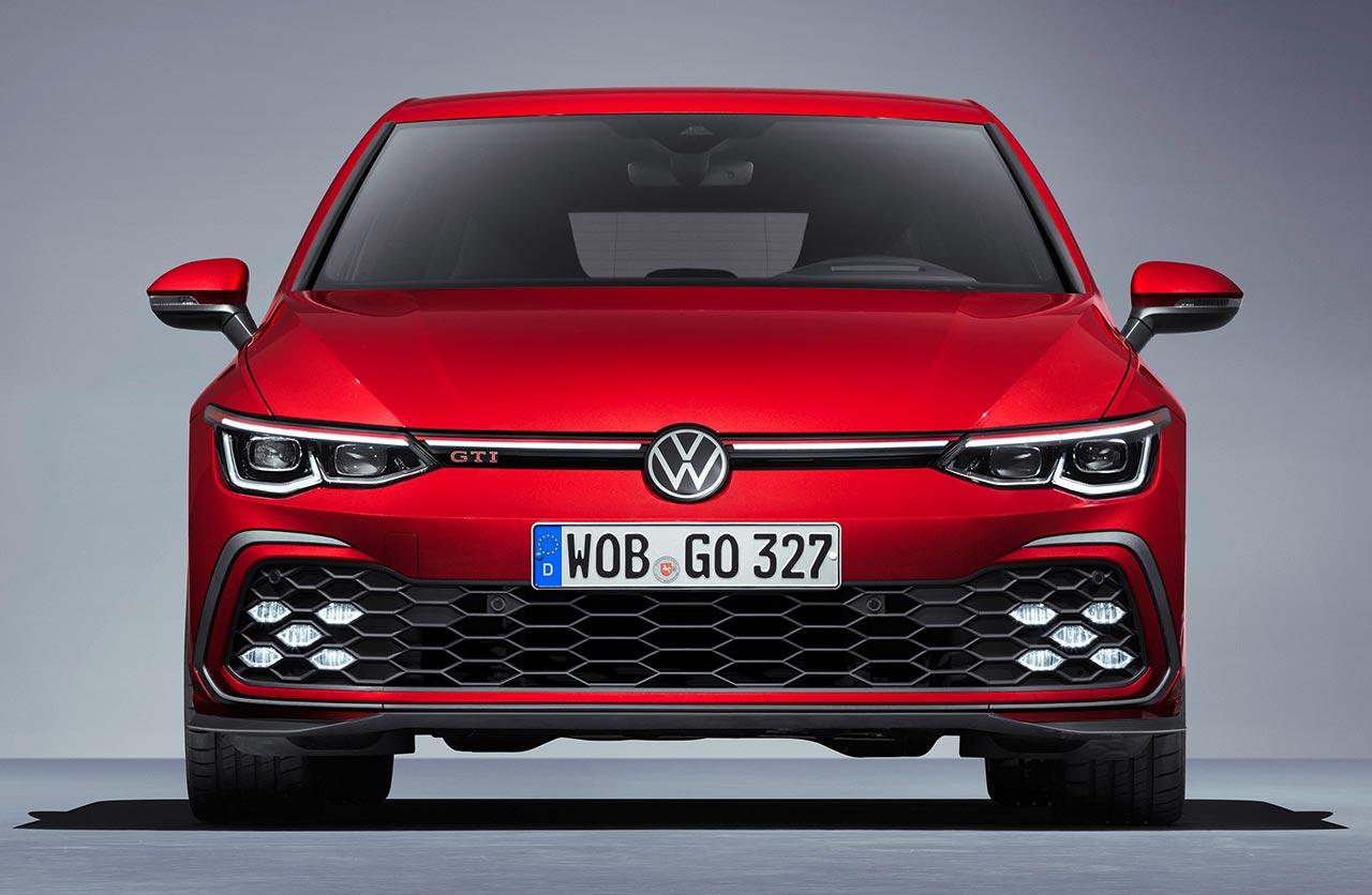 Nuevo Volkswagen Golf GTI 8