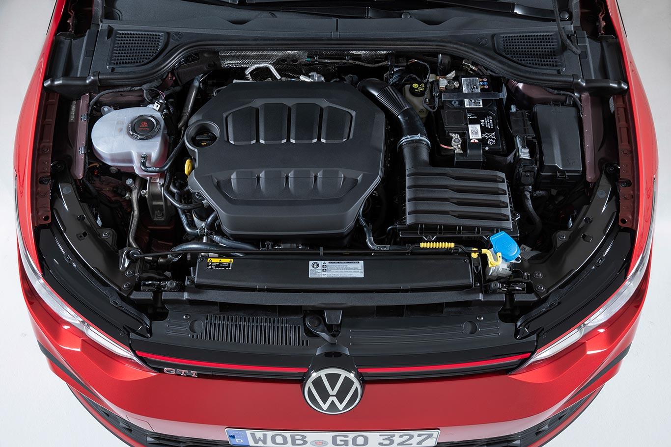 Motor Nuevo Volkswagen Golf GTI 8