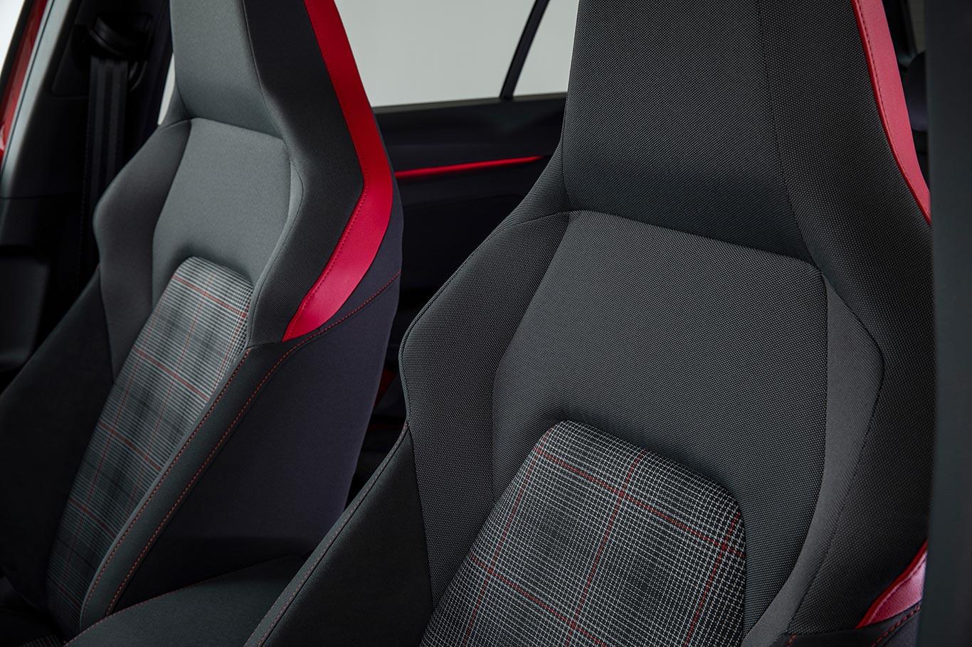 Tapizados Nuevo Volkswagen Golf GTI 8