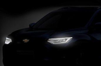 Anticipo oficial: la nueva Chevrolet Tracker se empieza a destapar