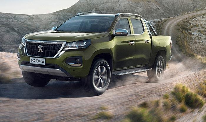 Landtrek, la nueva pick up de Peugeot