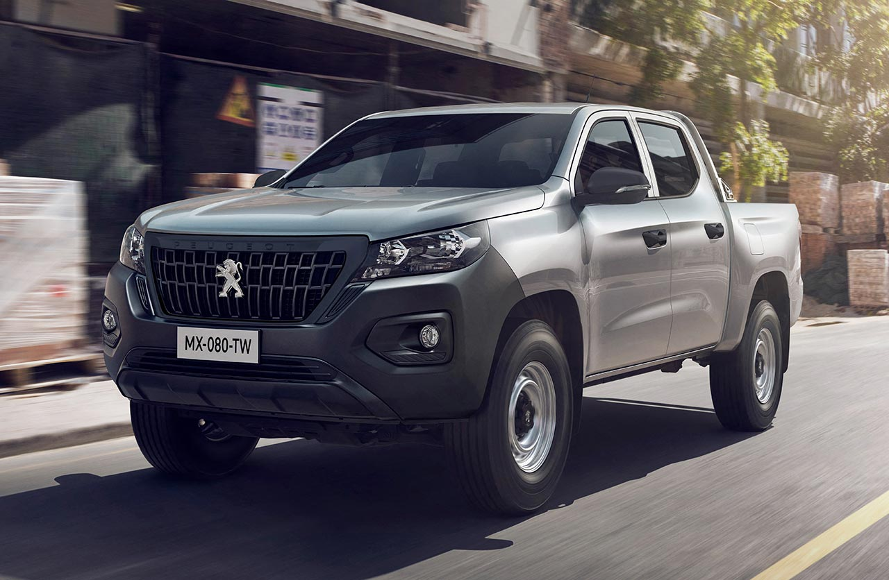Peugeot Landtrek pick up