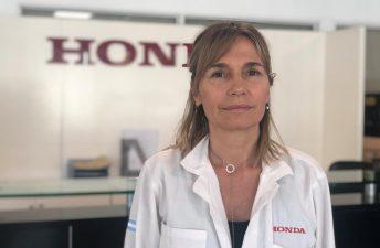 Viviana Daleoso es la nueva Gerente de Relaciones Institucionales de Honda Motor de Argentina
