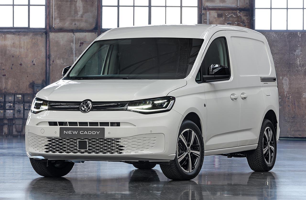 Nuevo Volkswagen Caddy Cargo