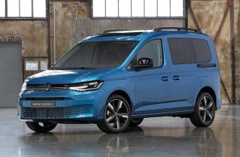 Así es el nuevo Volkswagen Caddy