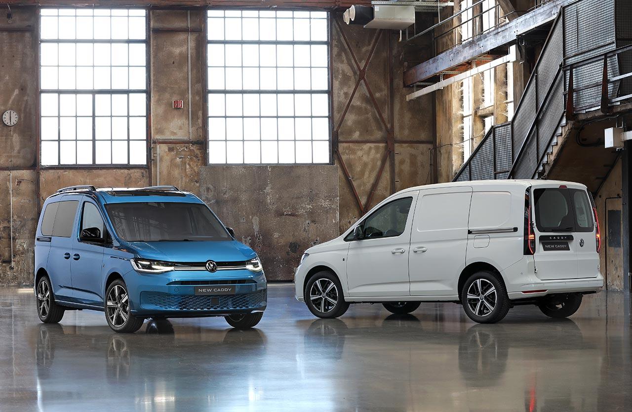 Nuevo Volkswagen Caddy 5