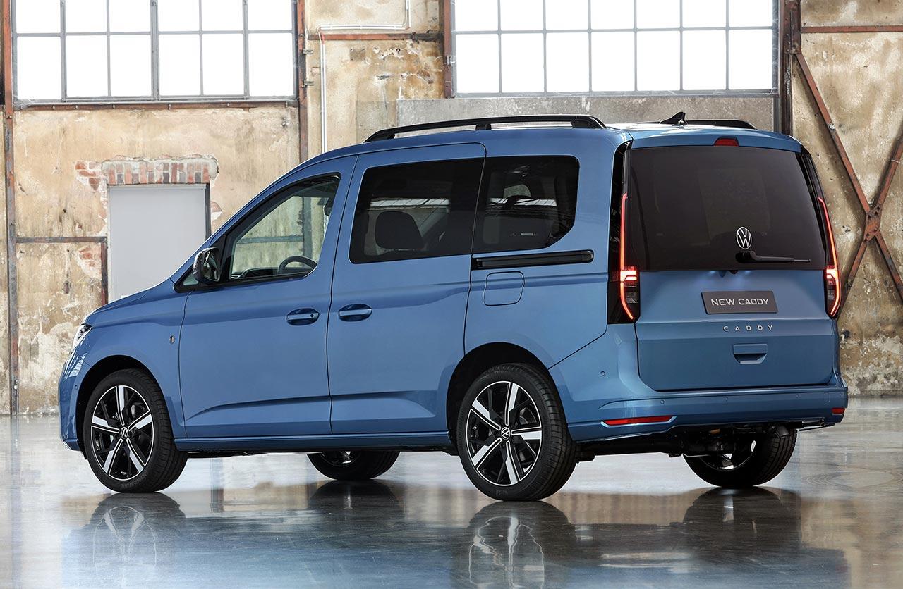 Nuevo Volkswagen Caddy pasajeros (Life)