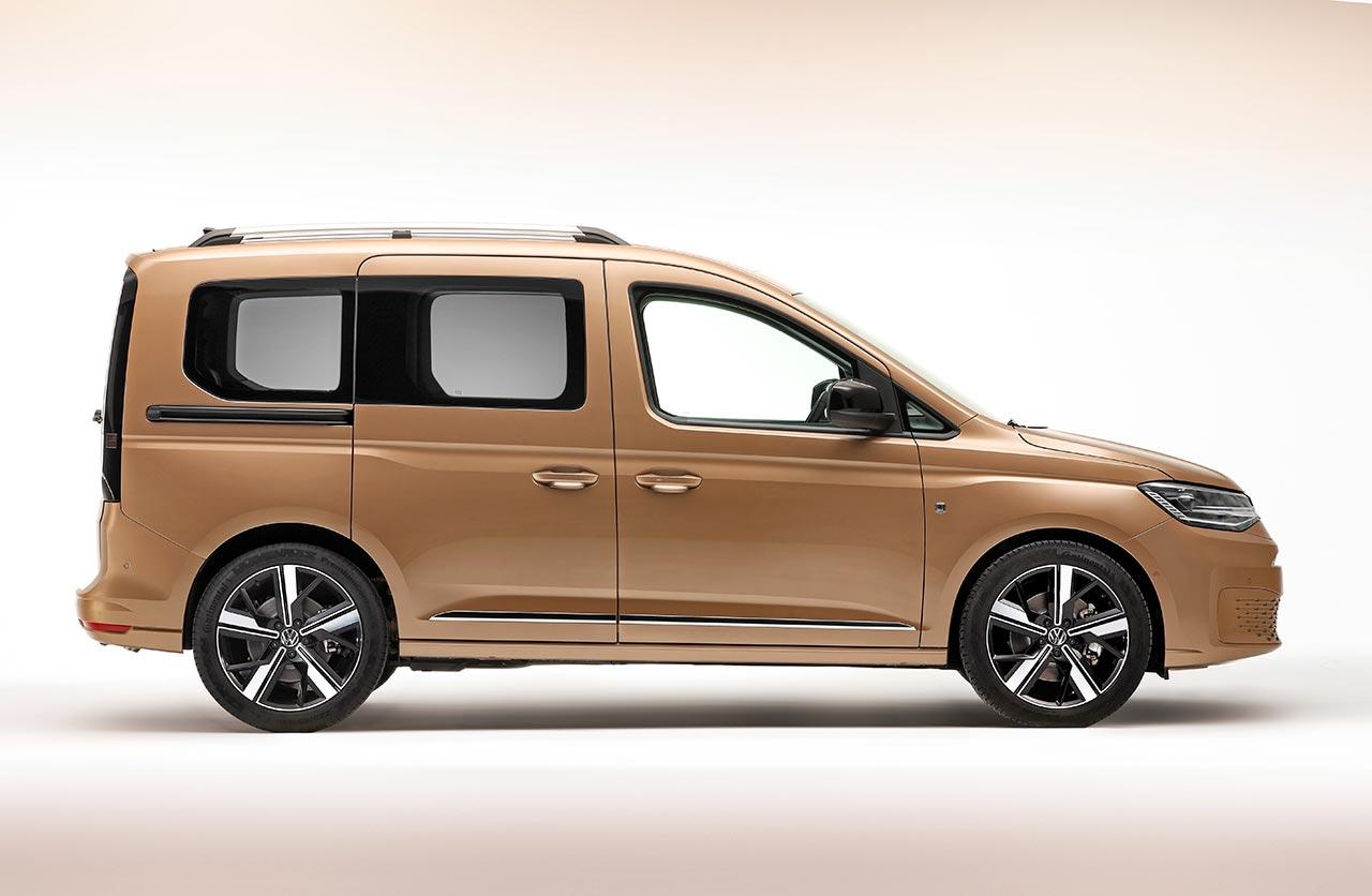 Nuevo Volkswagen Caddy 2020