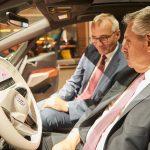 Volkswagen confirmó sus inversiones por 800 millones de dólares en Argentina y dio inicio a la producción del proyecto Tarek