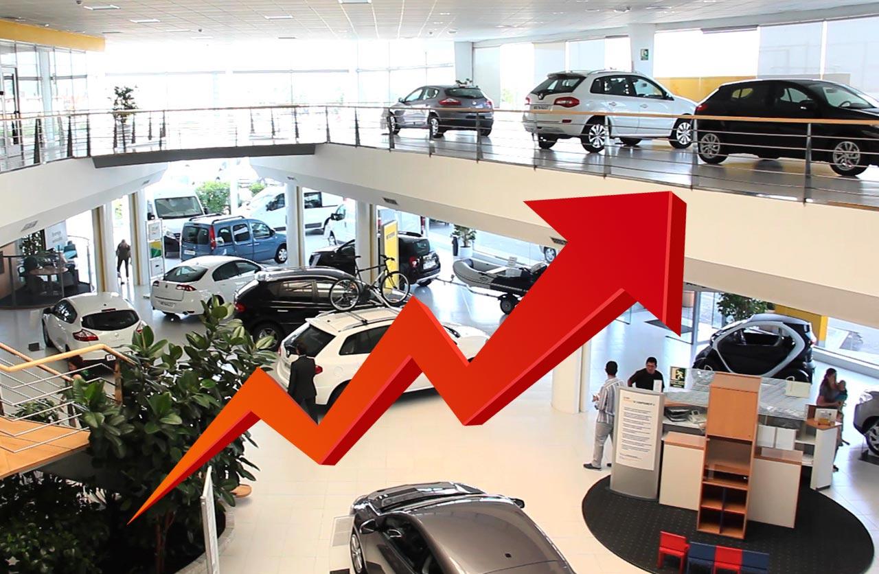 Los precios de los autos subieron un 1,5% en enero y acumulan incrementos del 81,5% en los últimos 12 meses
