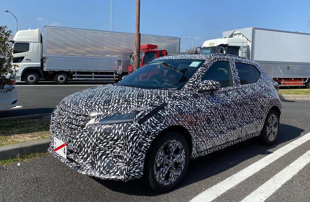 Nissan Kicks: renovación a la vista