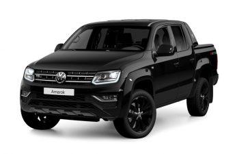 Black Style: así es la nueva Volkswagen Amarok V6 con 258 CV más top