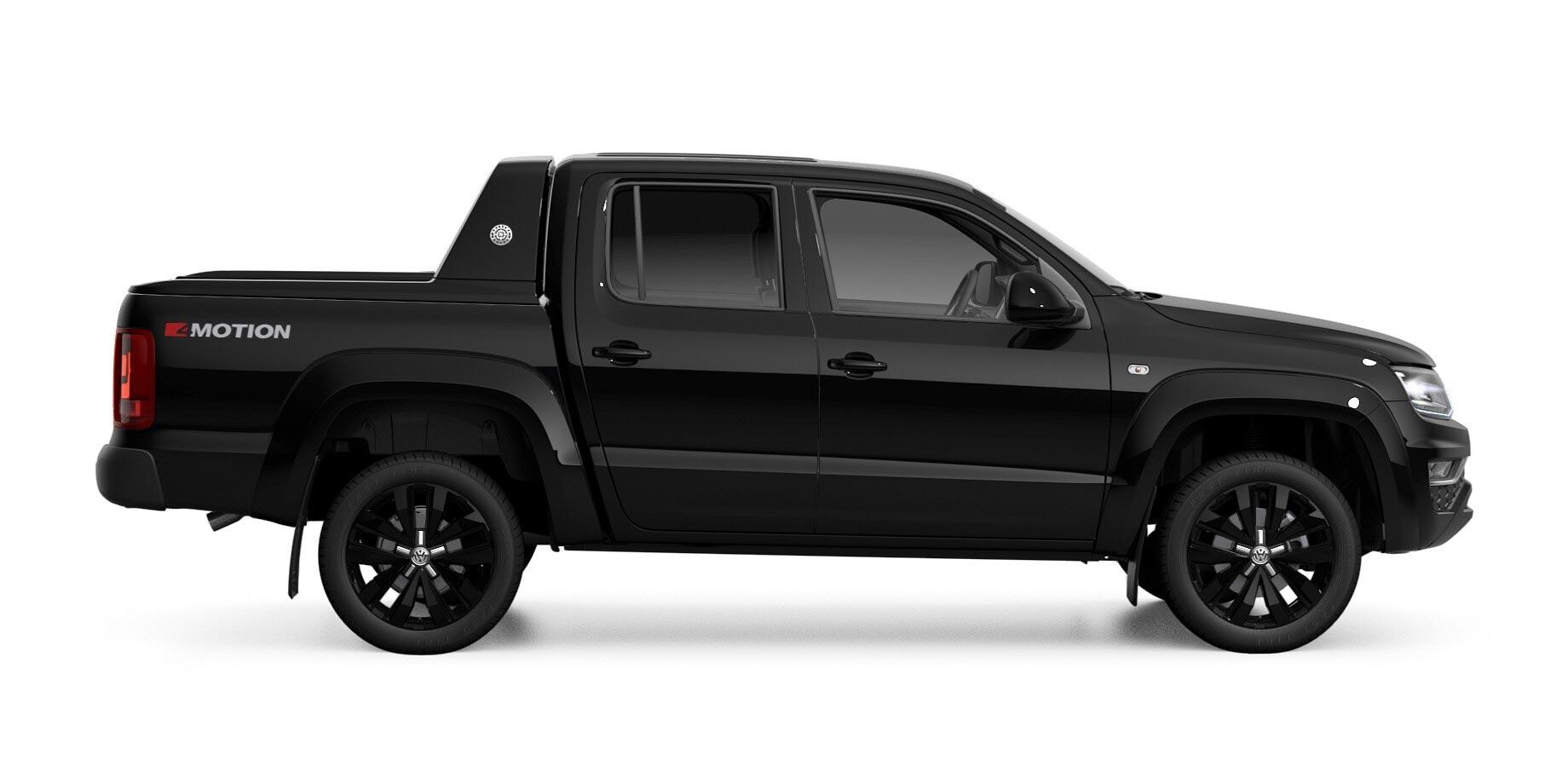 Amarok V6 258 CV Black Style