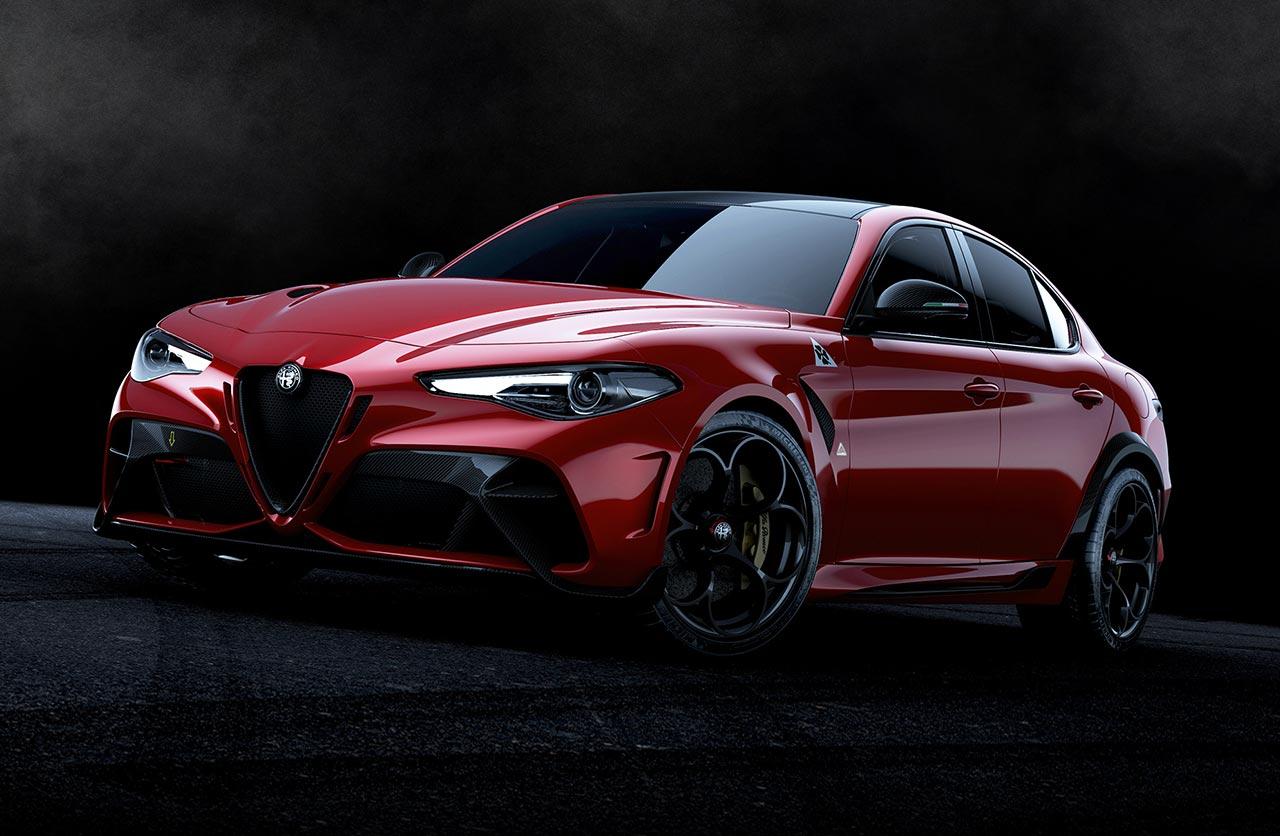 La reaparición del Alfa Romeo Giulia GTA