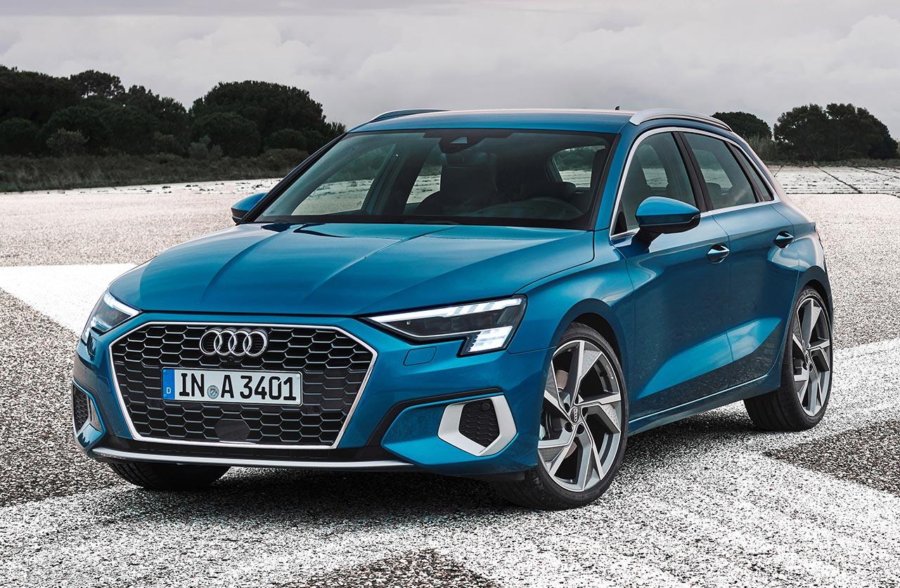 Así es el nuevo Audi A3 Sportback
