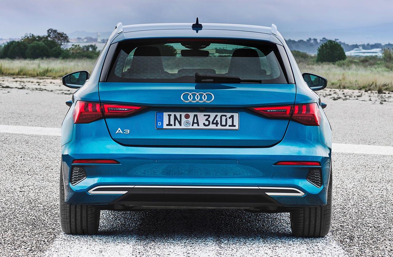Nuevo Audi A3 2021