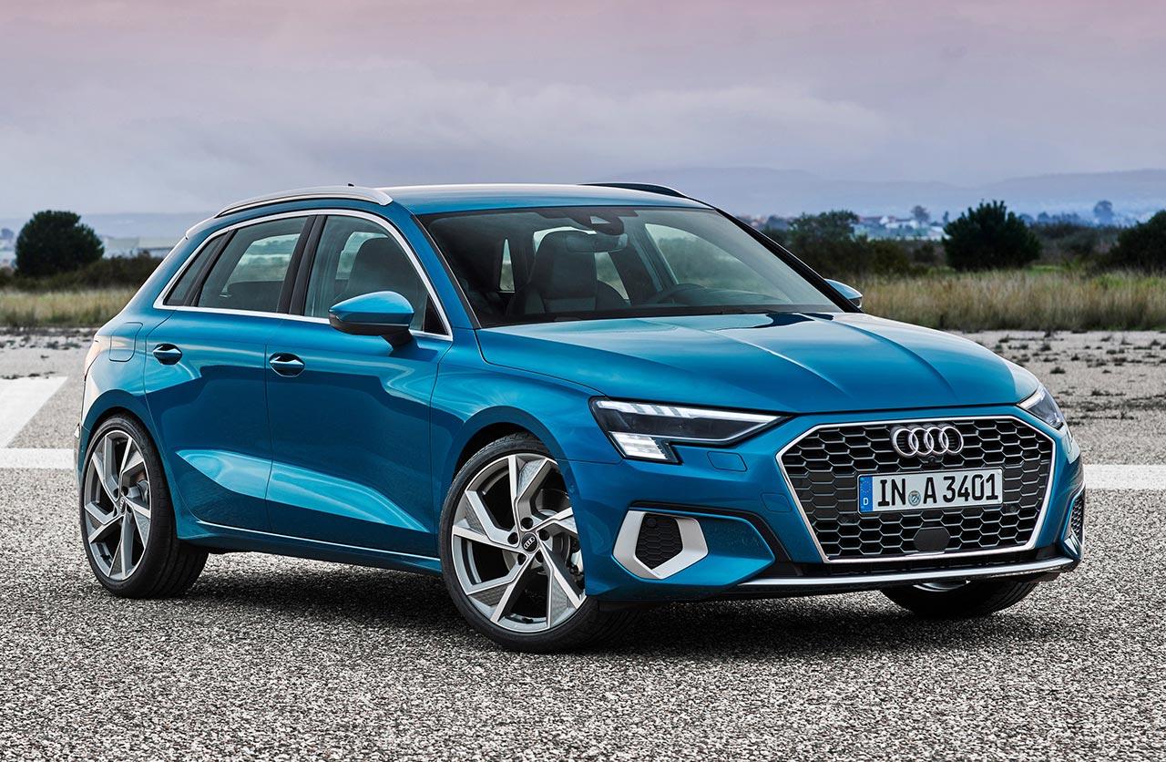 Nuevo Audi A3 Sportback 2021