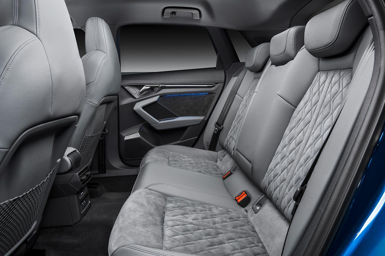 Interior Nuevo Audi A3 2021
