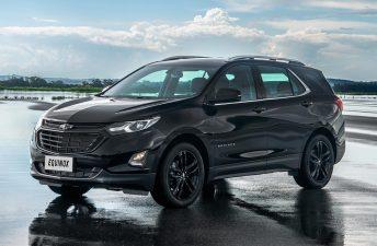 ¿Se viene el Chevrolet Equinox negro?