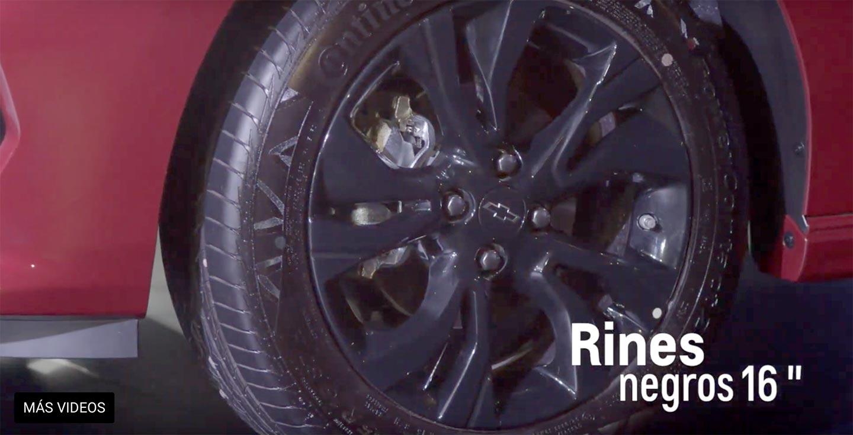 Llantas Chevrolet Onix RS
